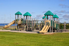 Giant Jungle Gym Royalty Free Stock Images
