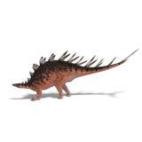 Giant kentrosaurus dinosaur Royalty Free Stock Image