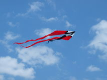 Giant Kite Is not What It Seems Stock Photography
