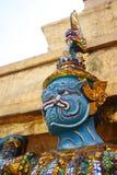 A Giant lifting pagoda. A Giant lifting Padoda base in an temple at Wat Phrakaew, Bangkok Thailand royalty free stock photo