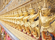 Giant line Indoor Temple. Image Royalty Free Stock Photos