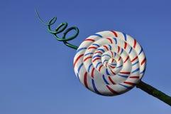 Giant lollipop Stock Photo