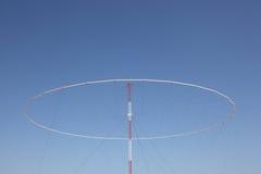 Giant military antenna Royalty Free Stock Photos
