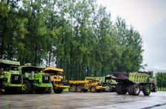 Giant mine truck Royalty Free Stock Photos