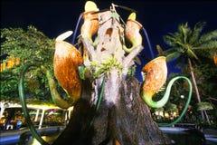Giant Monkey Pot Stock Photography
