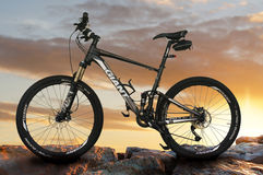 Giant Mountain bike stock photography
