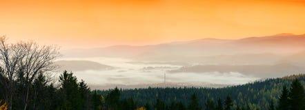 Giant Mountains Stock Photo