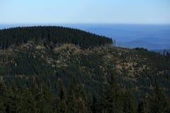 Giant mountains, (czech: Krkonose, Pec pod Snezkou), the northern part of the Czech Republic Royalty Free Stock Photography