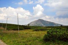 Giant mountains - Krkonose Royalty Free Stock Photo