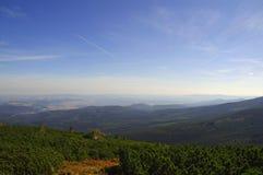 Giant Mountains. Stock Photography