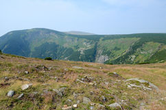 Giant Mountains in Poland Royalty Free Stock Images