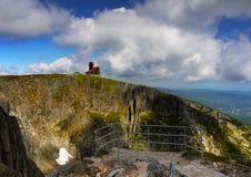 Giant Mountains, View-point Stock Photos