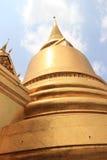 Giant Pagoda at Emerald Buddha Temple in Bangkok, Thailand. Giant Pagoda, one of many beautiful architectures at Emerald Buddha Temple in Bangkok, Thailand Royalty Free Stock Photography