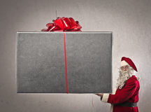 Giant Present Stock Images