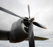 Giant propeller Stock Photos