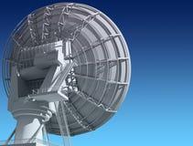 Giant radio telescop Stock Photography