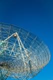Giant radio telescope Royalty Free Stock Images