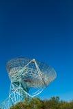 Giant radio telescope Royalty Free Stock Photo