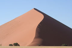 Giant Red Dune Royalty Free Stock Photo