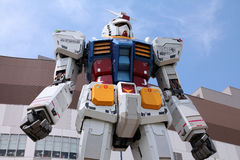 Giant robot Royalty Free Stock Images