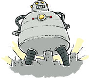 Giant Robot Stock Images