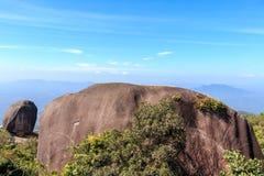 Giant Rock at khao khitchakut Royalty Free Stock Photography