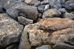 Giant rocks Stock Image