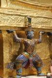 Giant in The Royal Grand Palace - Bangkok Thailand Royalty Free Stock Photography