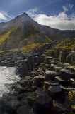Giant's Causeway Royalty Free Stock Photo