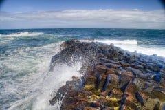 Giant's Causeway Stock Photos