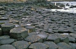 Giant's Causeway Stock Image
