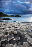 Giant's Causeway Royalty Free Stock Photos