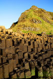 Giant`s Causeway, Aird`s Snout 3 Stock Images