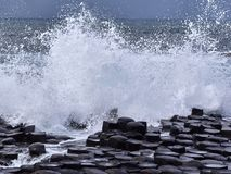 Giant`s Causeway, Antrim, Northern Ireland Stock Photo