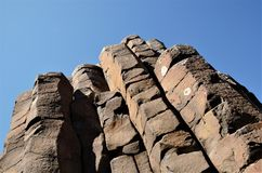 Giant`s Causeway Stock Images