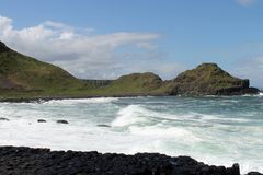 Giant´s Causeway. Stock Images