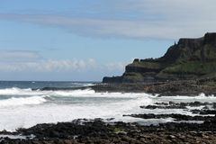 Giant´s Causeway. Royalty Free Stock Photography