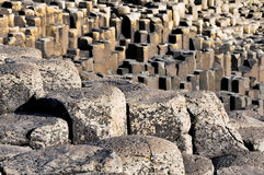 Giant's Causeway, County Antrim, Northern Ireland Stock Photos