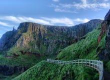 Giant& x27;s Causeway. Ireland Northern UK irlande tourism tourisme travel trip Stock Image