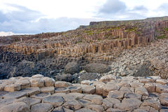 Giant s Causeway Stock Photo