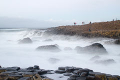 The Giant`s Causeway Stock Photography