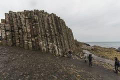 Giant's Causeway - Northern Ireland Stock Photography