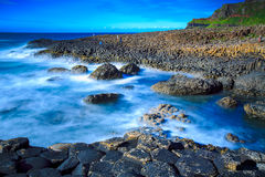 Giant's Causeway, Northern Ireland Royalty Free Stock Photos