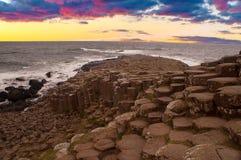 Giant's Causeway, Northern Ireland Stock Image