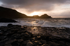 Giant`s Causeway, Northern Ireland Royalty Free Stock Photography