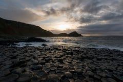 Giant`s Causeway, Northern Ireland Royalty Free Stock Image