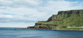 Giant s causeway Royalty Free Stock Photo