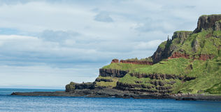 Giant s causeway Royalty Free Stock Image