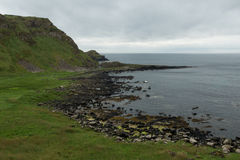 Giant`s Causeway stock photography