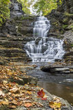 Giant's Staircase in Cascadilla Gorge Stock Photo